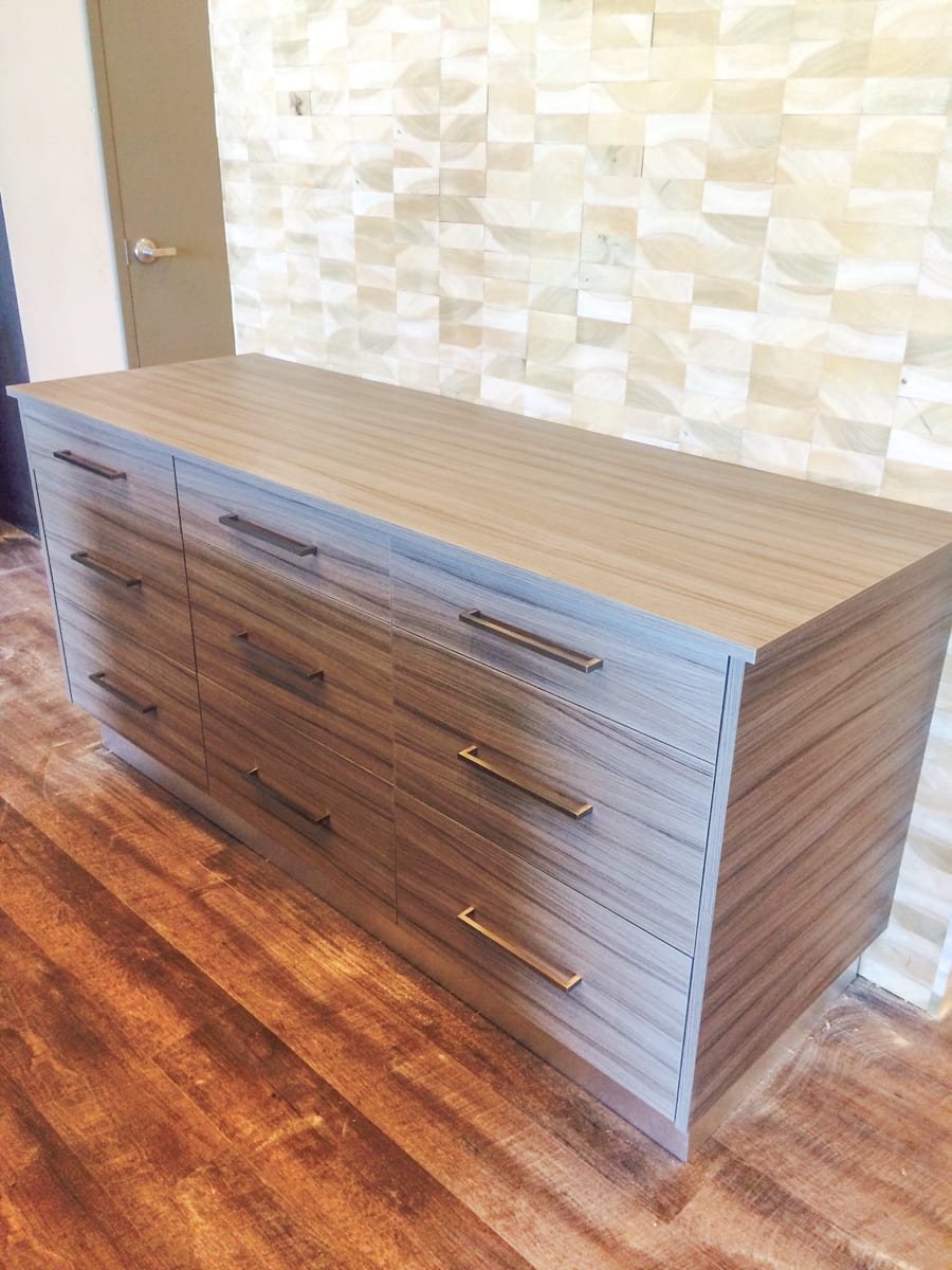 Front Office Credenza