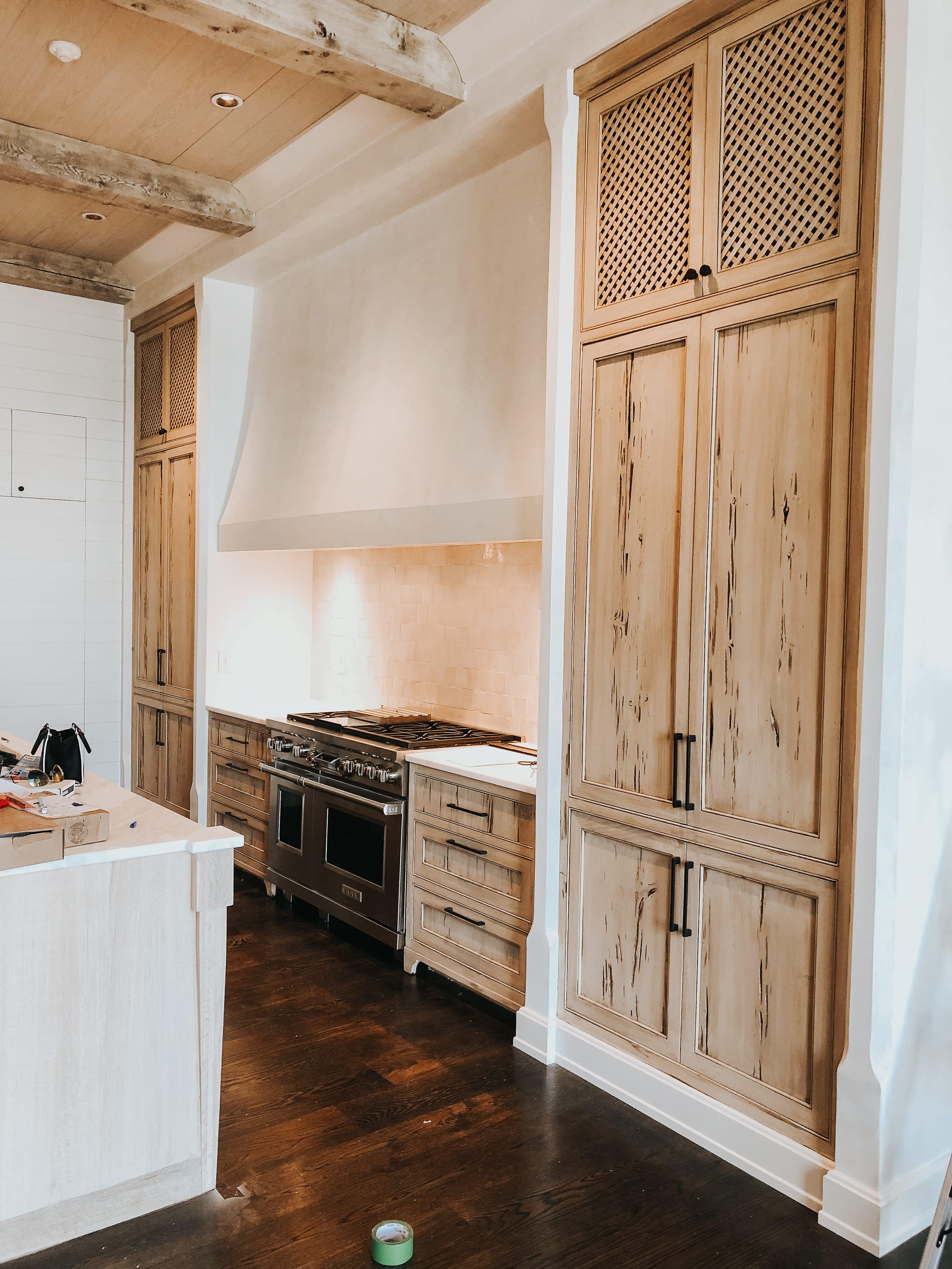 Cypress and Oak Kitchen