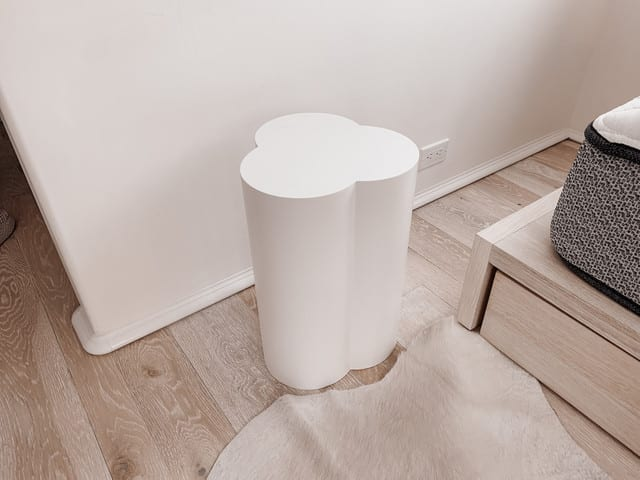 Cute clover side table