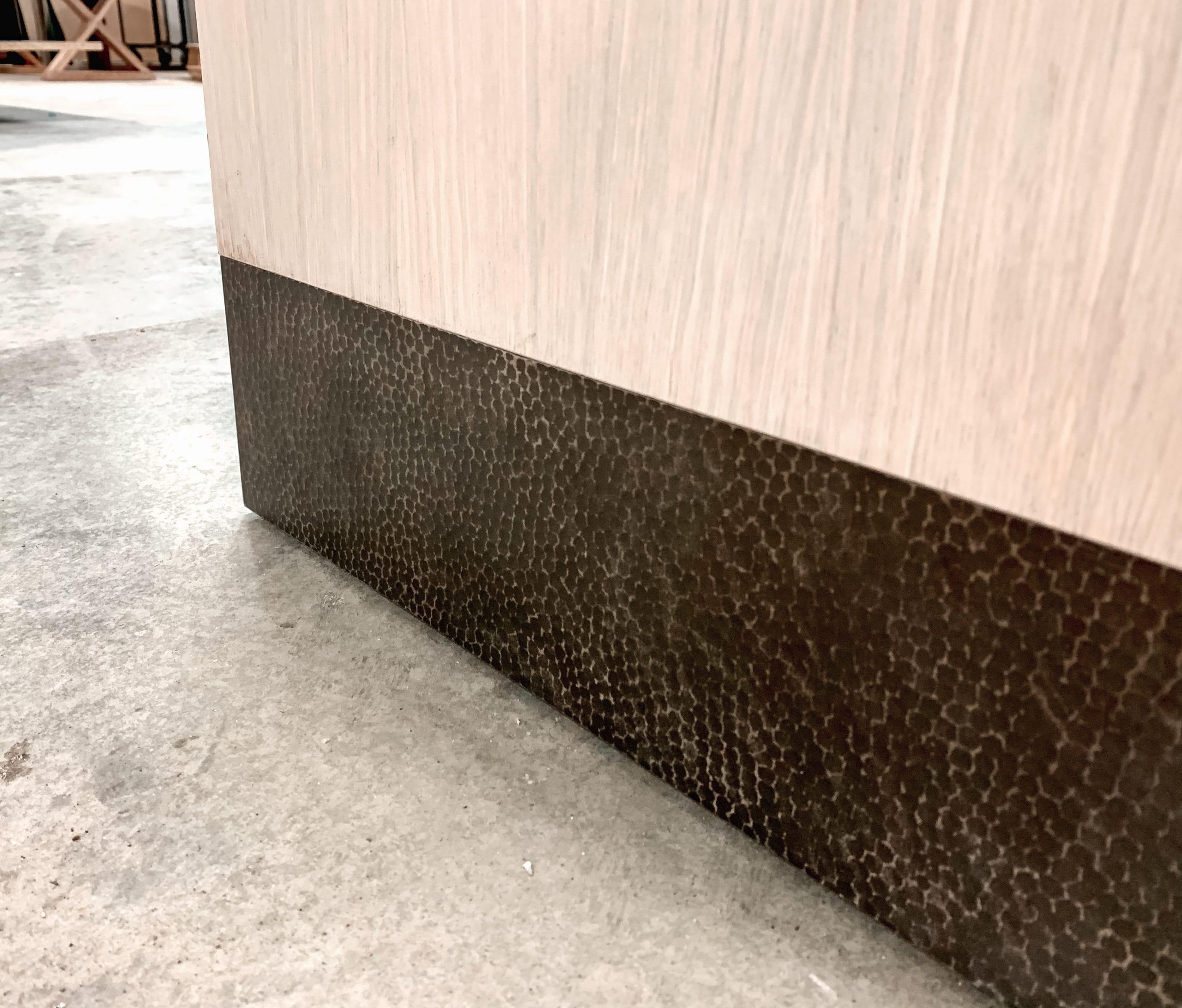 Texture on Furniture by MDM Design Studio