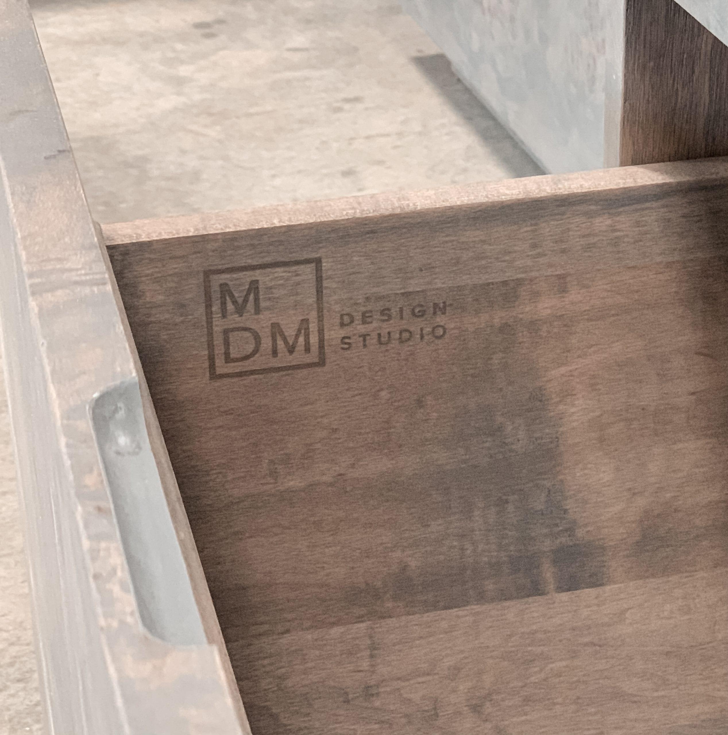 MDM Design Studio wood burning