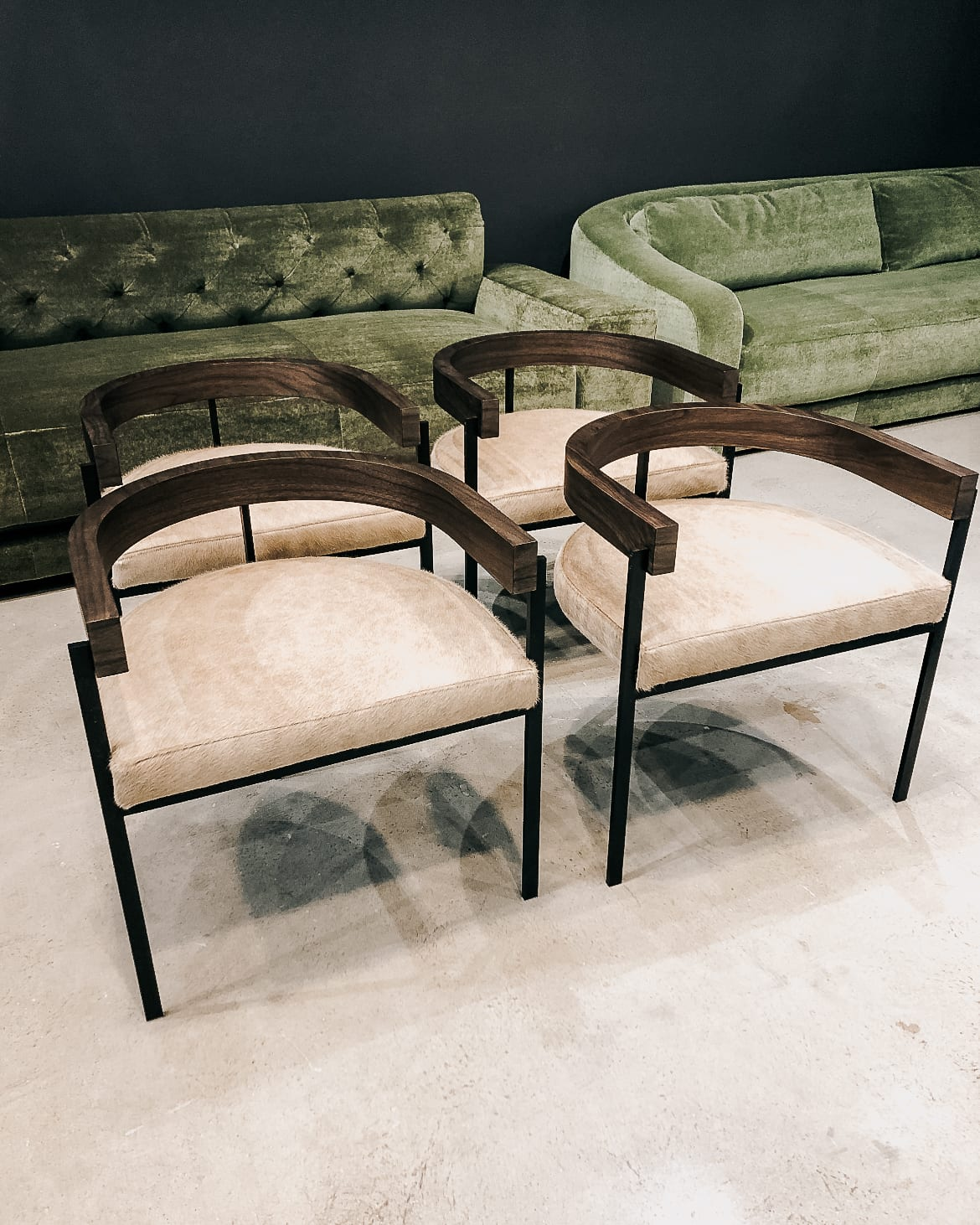Beautiful Chairs with Upholstery