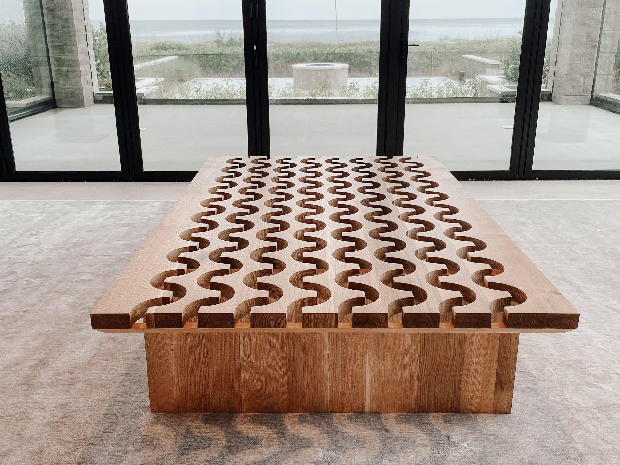 Serpentine Coffee Table