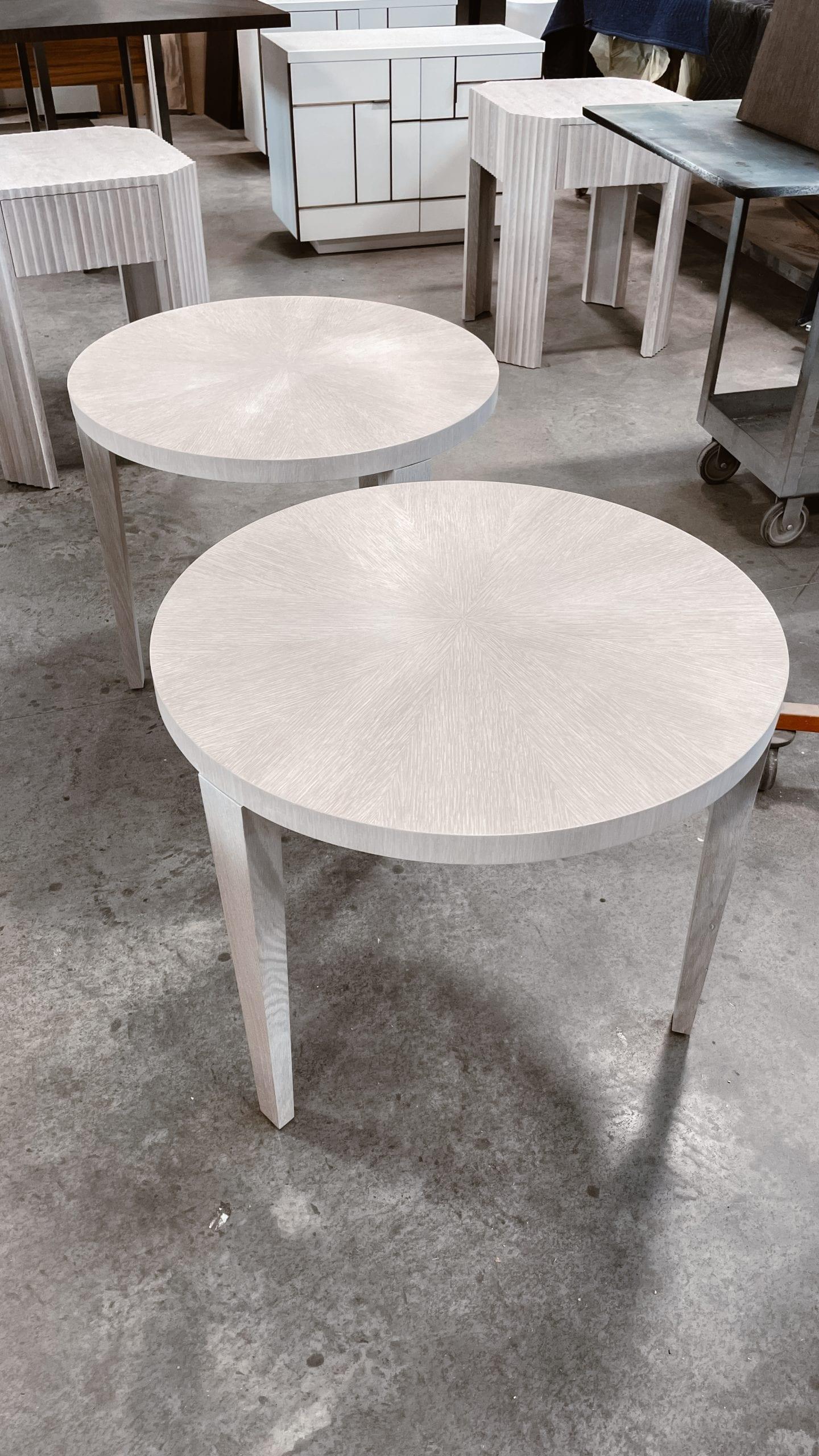 Mini Radiate Side Tables